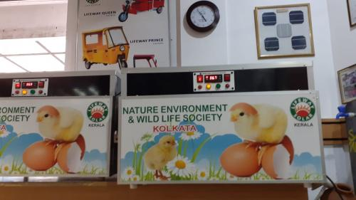 Solar Poultry Incubator Usage Instructions 2019
