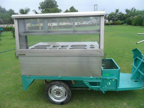 Electric Catering Vehicle