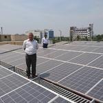 50KW Project at Palarivattom, Cochin