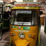 Food on wheels project (Solar Thattukada) 2020